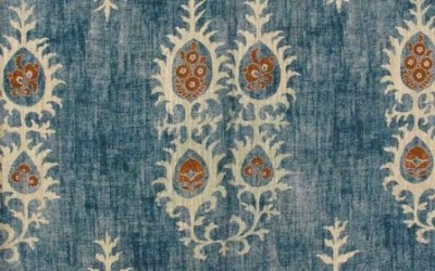 Lewis and Wood Ikat